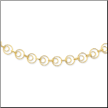 Women's Gold Vermeil Necklaces and Chains