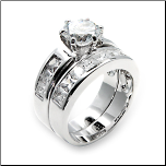 Women's Wedding Ring Sets
