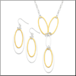 Gold Vermeil Jewelry Sets