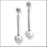 Women's Stainless Steel Earrings