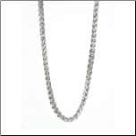 "20"" Steelx Stainless Steel Wheat Chain"