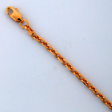 Men's Gold Vermeil Chains