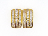 Women's Gold Vermeil Earrings