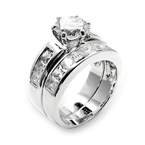 womens wedding ring sets - Womens Wedding Ring Sets